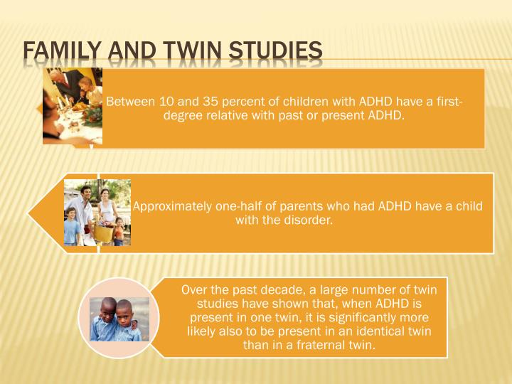 Family and Twin Studies