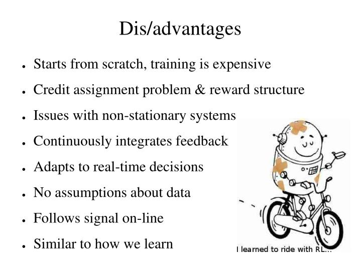 Dis/advantages