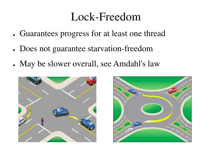 Lock-Freedom