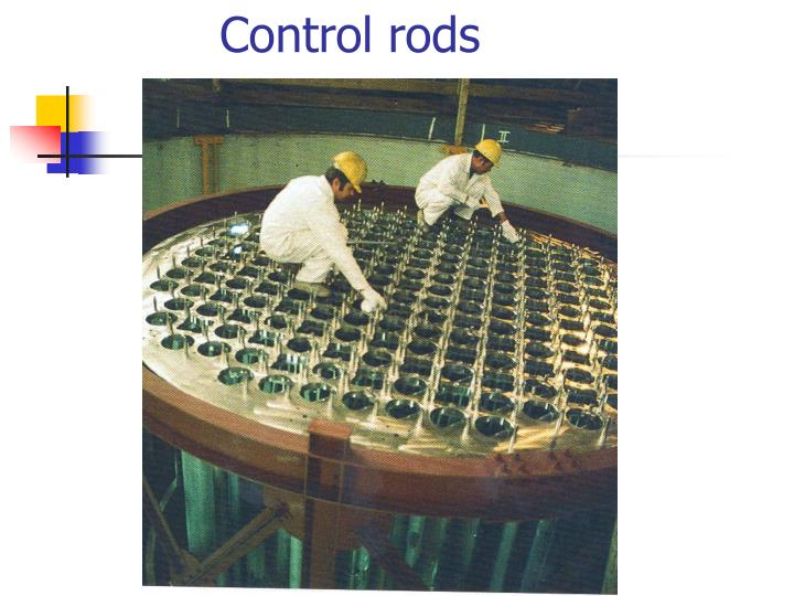 Control rods