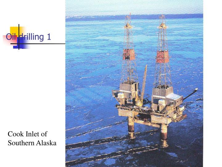 Oil drilling 1