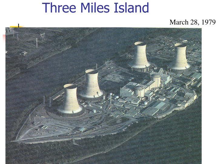 Three Miles Island