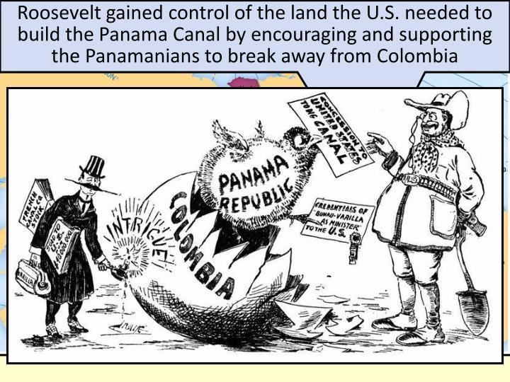 U.S. Imperialism: