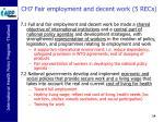ch7 fair employment and decent work 5 recs
