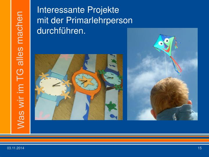 Interessante Projekte
