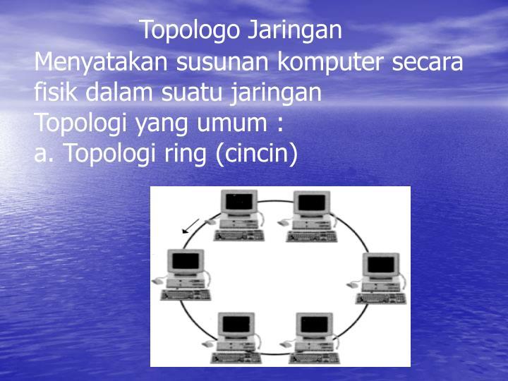Topologo Jaringan
