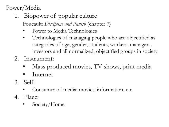 Power/Media