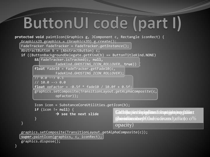 ButtonUI code (part I)