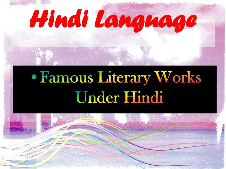 Hindi Language