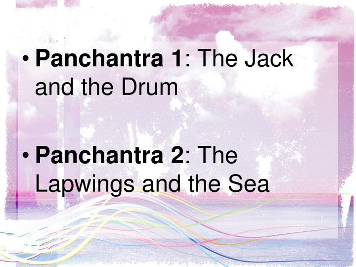 Panchantra 1