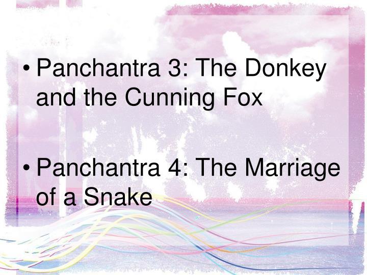 Panchantra