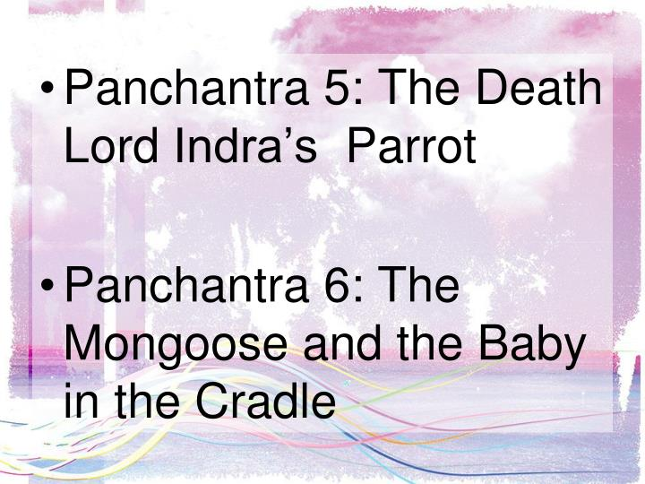 Panchantra 5: The Death Lord