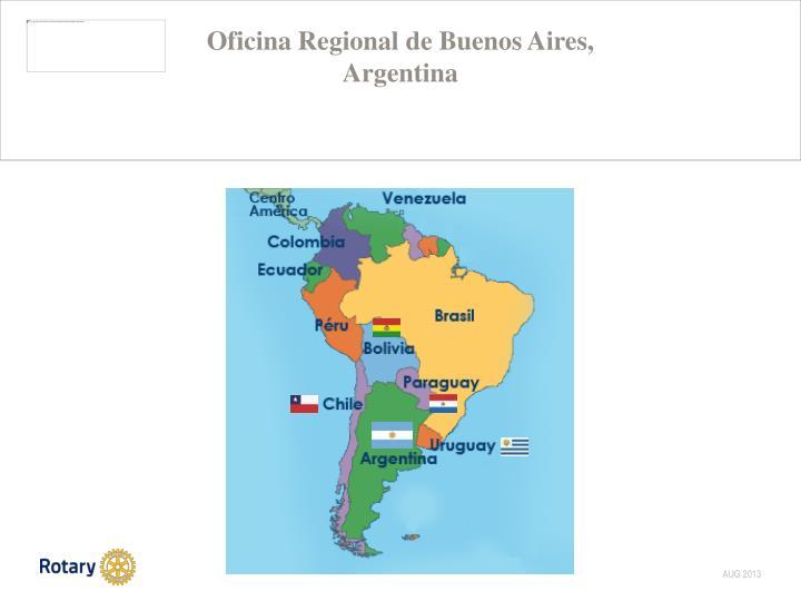 Oficina Regional de Buenos