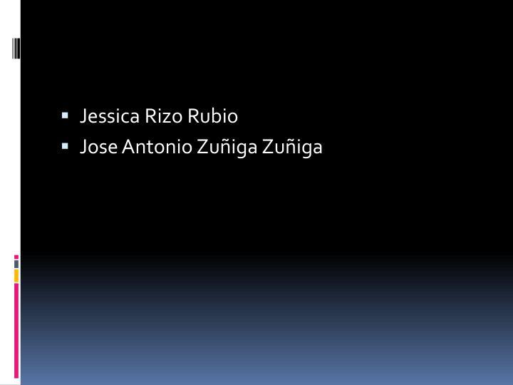 Jessica Rizo Rubio