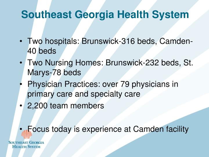 Southeast Georgia Health System