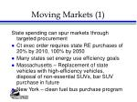 moving markets 1