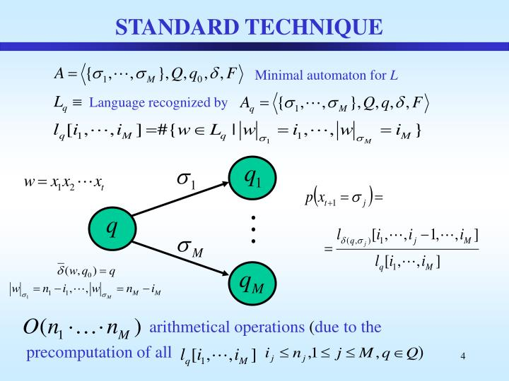 arithmetical operations