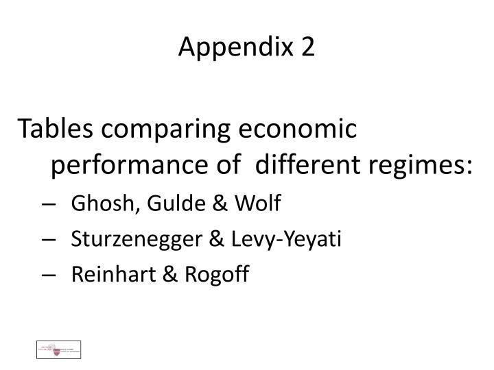 Appendix 2