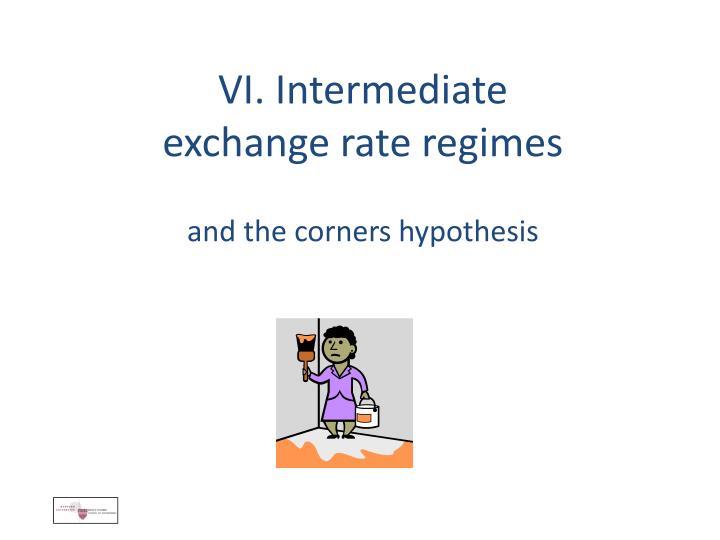 VI. Intermediate