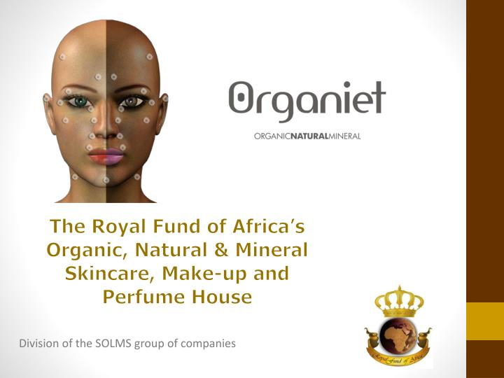 The Royal Fund of Africa's