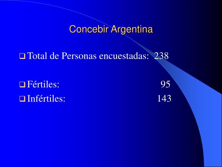 Concebir Argentina