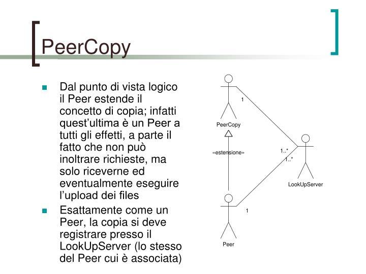 PeerCopy