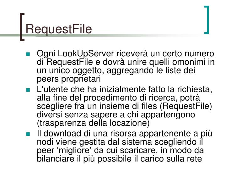 RequestFile
