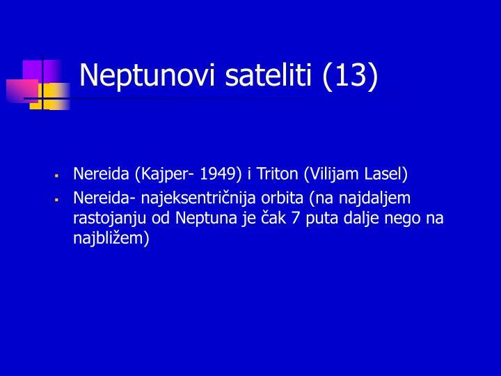 Neptunovi sateliti (13)