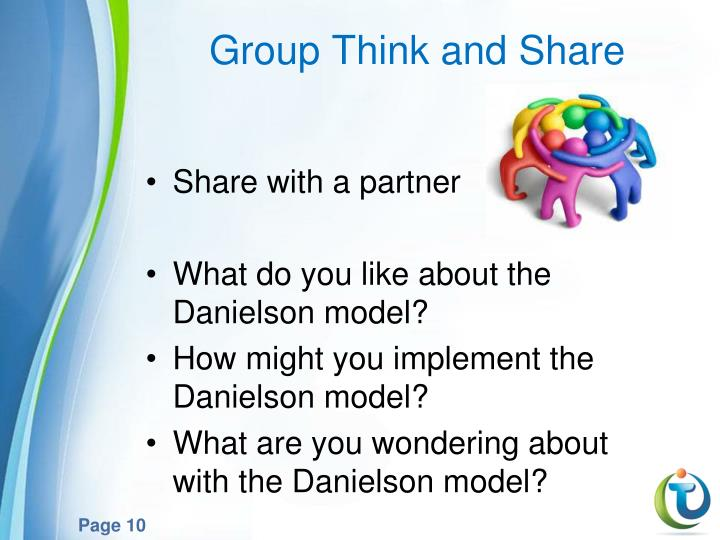 Group Think and Share