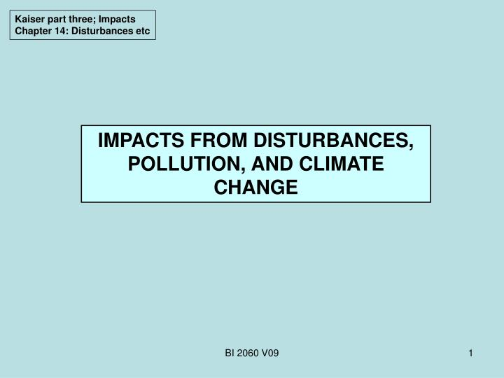 an ecosystems disturbance by a pollutant essay Download thesis statement on an ecosystem's disturbance by a pollutant in our database or order an original thesis paper that will be written by one of our staff writers and delivered according to the deadline.