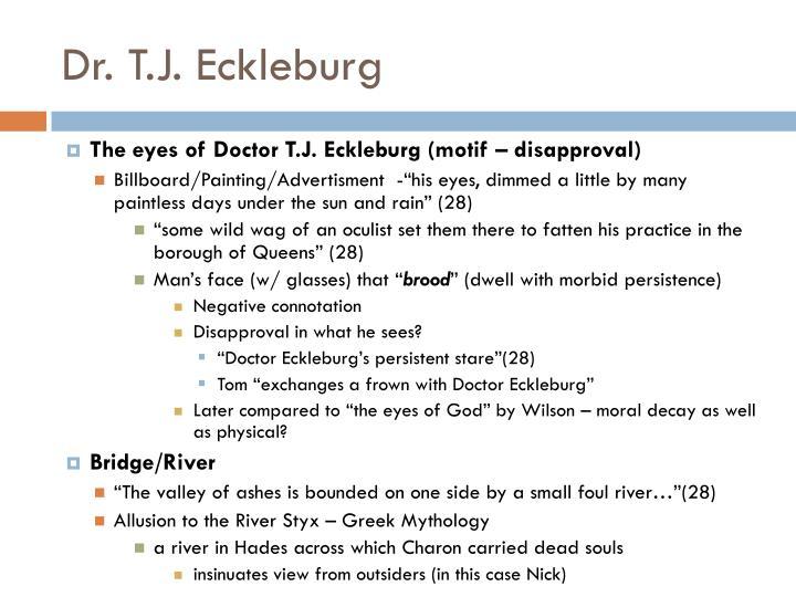 Dr. T.J.