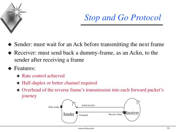 Stop and Go Protocol