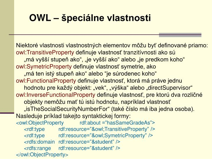 OWL –