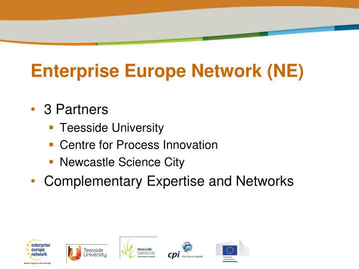 Enterprise Europe Network (NE)