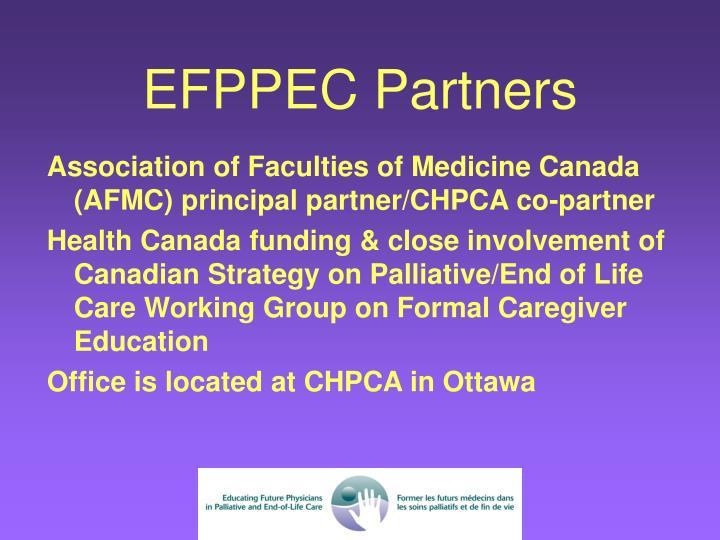 EFPPEC Partners