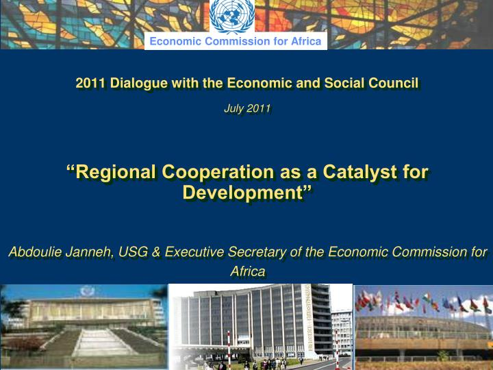 2011 Dialogue with the Economic and Social Council