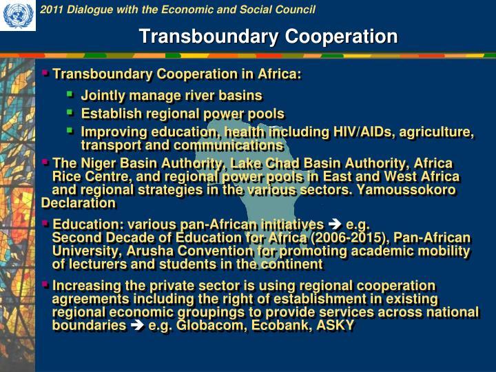 Transboundary