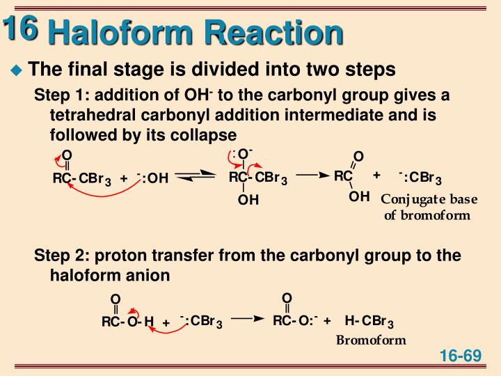 Haloform Reaction