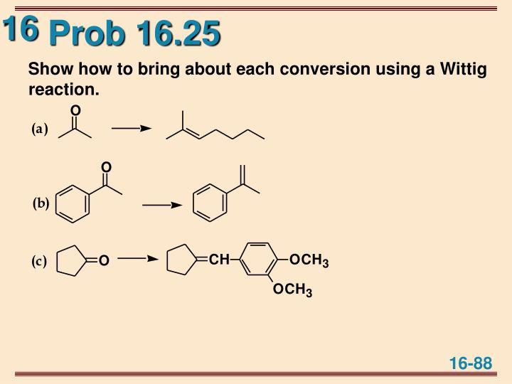 Prob 16.25