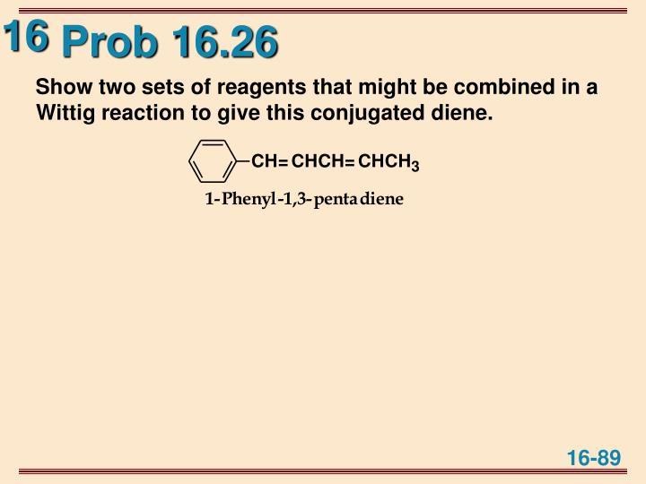 Prob 16.26