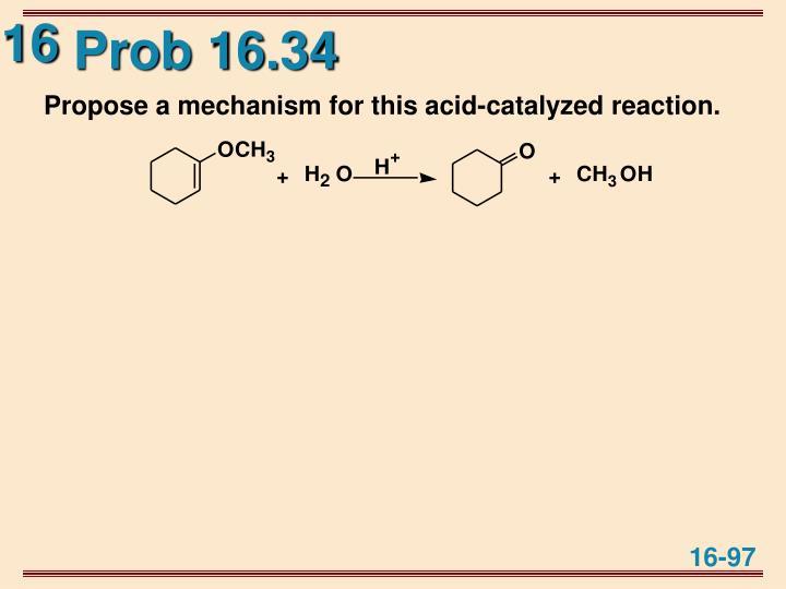 Prob 16.34