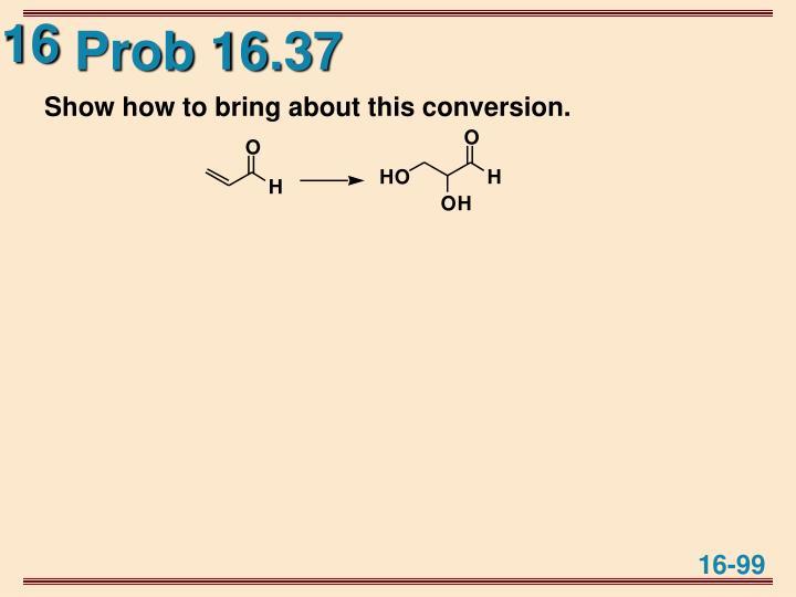 Prob 16.37