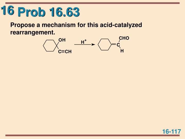 Prob 16.63