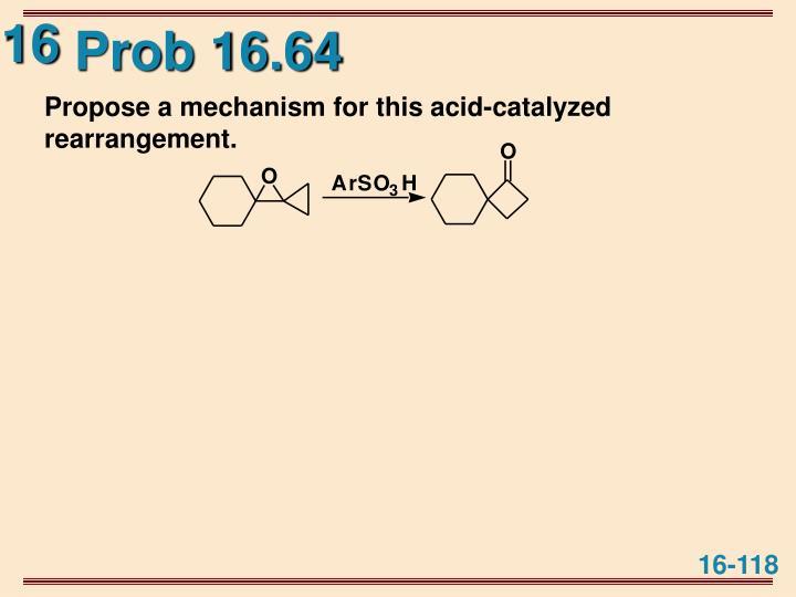 Prob 16.64
