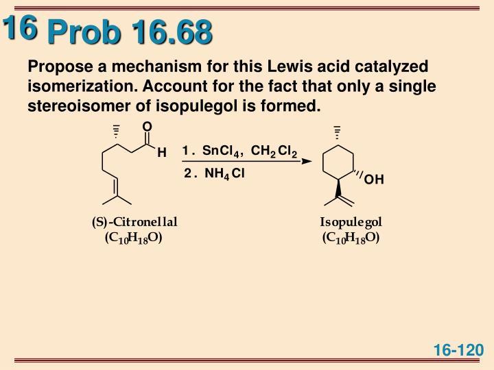 Prob 16.68