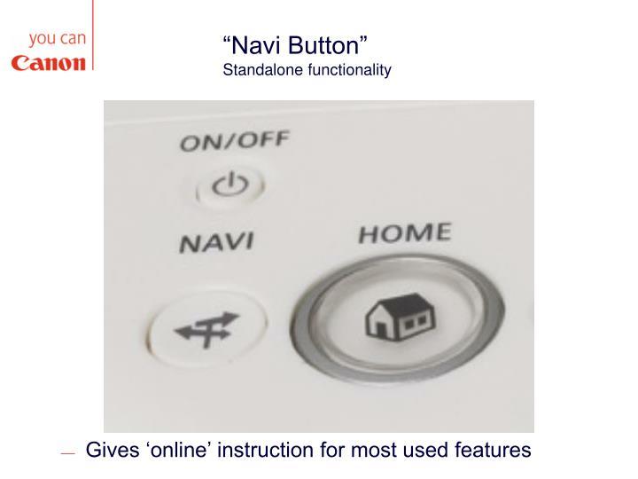 """""""Navi Button"""""""