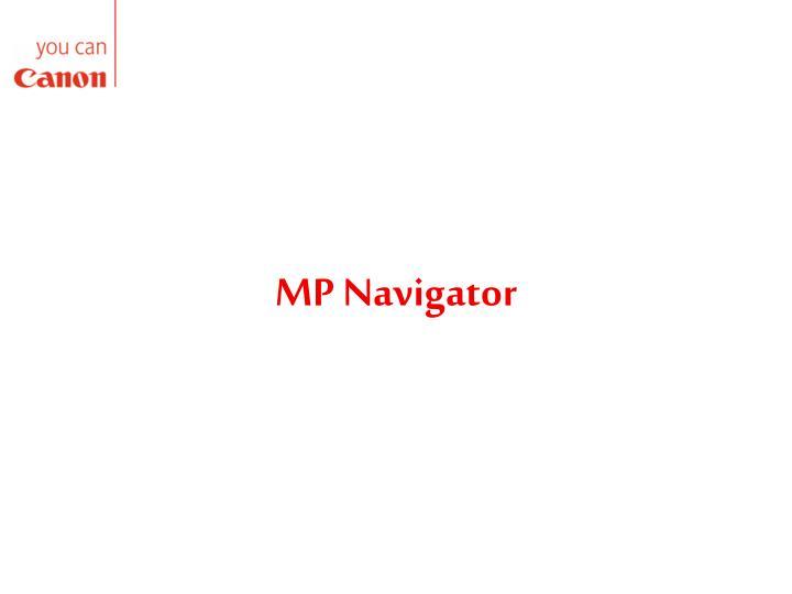 MP Navigator