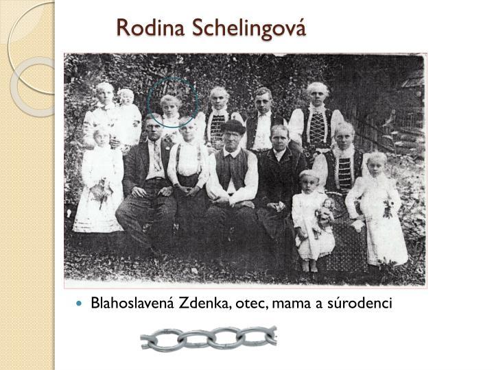 Rodina Schelingová