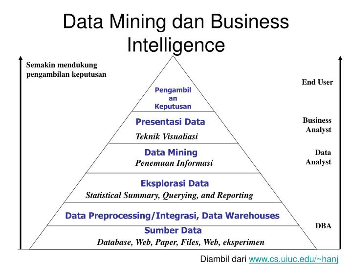 Data Mining dan Business Intelligence