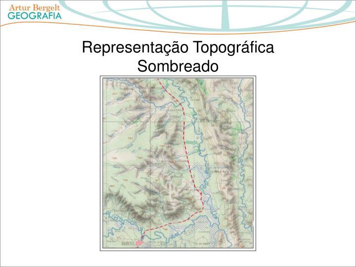 Representação Topográfica